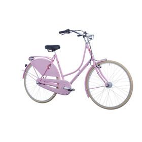 Ortler Van Dyck Bicicletta da città rosa